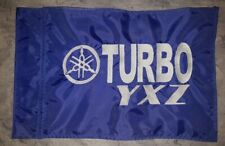 Custom Yamaha Turbo YXZ Safety Replacement Whip Flag. Stand out with your UTV!