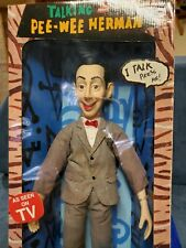 Talking Pee-Wee Herman - Push-Button Doll - New In Box - Herman World, Inc. 2000