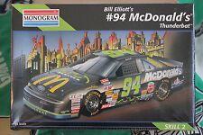 Revell Bill Elliott #94 1995 McDonalds Thunderbat Model Kit