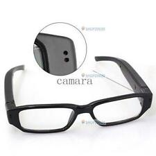 Mini HD 720p Cámara Espía Vasos Oculto Gafas Grabador DVR Cámara Camcord @ ft