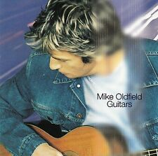 MIKE OLDFIELD : GUITARS / CD - TOP-ZUSTAND
