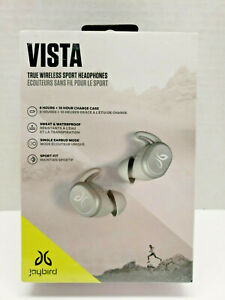 Jaybird Vista True Wireless Sport Headphones In-Ear Earphones Gray