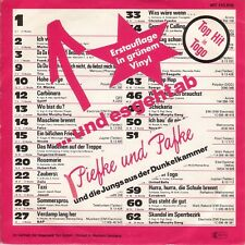 "Piefke & Pafke - und es geht ab: grünes Vinyl (7"" Blow-Up Single Germany 1982)"