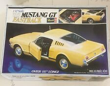 Revell 1/12 Scale 1965 Ford Mustang Fastback GT Model Kit