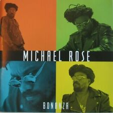 MICHAEL ROSE Bonanza CD 1999 Heartbeat / Rounder