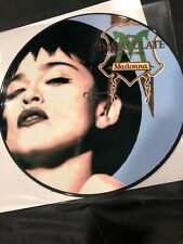 Madonna - The Immaculate Collection Vinyl LP - Picture Disc - Greatest Hits