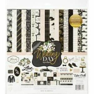 Echo Park Paper 12 x 12 Wedding Day Collection
