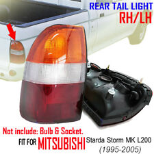 Mitsubishi Starda Storm MK L200 White Red Amber Rear Tail Light  LH RH 1995-2005