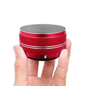 Mini Portable Wireless Bluetooth Speaker Indoor Outdoor Small Extra Bass Music