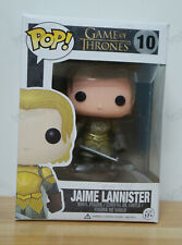 Game of Thrones Kingslayer Jaime Lannister #10 PVC Figure in Box & POP Protector