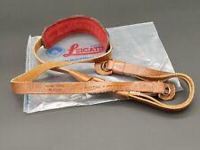LEICATIME - Camera Leather Strap