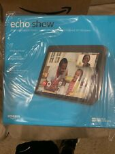 "Amazon Echo Show 10 (2nd Generation) 10.1"" HD - Charcoal - NEW - Free Shipping"