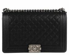 CHANEL Leather Medium Bags & Handbags for Women