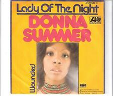 DONNA SUMMER - Lady of the night                ***Aut - Press***