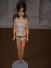 Vintage 1967 Mattel, Casey Barbie Twist 'N Turn TNT Doll #1180, w/Outfit!
