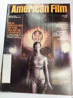 American Film Magazine Stanley Kubrick Carl Sagan June 1980 040517nonr