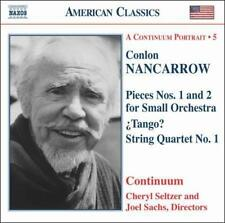 Nancarrow: Orchestral & Chamber Music -