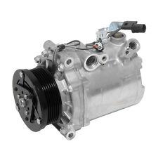 NEW AC Compressor & Clutch MSC90CAS Fits: 08-10 Mitsubishi Lancer 2.0L Non Turbo