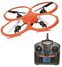 Drone 2.4GHz avec caméra intégrée 2mpixel HD vidéos photos sur micro SD Denver