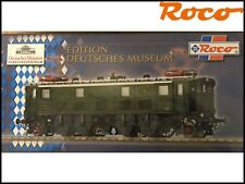 Roco 63622 - DRG E16 07 Electric Engine - Museum Edition - New Old Stock