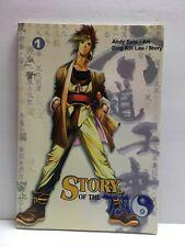 STORY OF THE TAO #1 (FN) Manga Comic TPB - 2002
