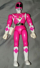Vintage 1993 Mighty Morphing Power Rangers - Pink Ranger Figure