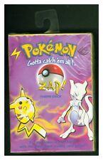 Pokemon New Factory Sealed Trading Cards Theme Deck Zap 1999 Base Set WOTC TCG