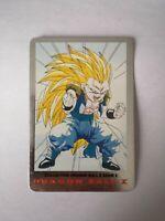SUPER RARE CARTE DBZ 1989 GOTRUNKS 3 N°95 Dragon Ball Z série 2 card game