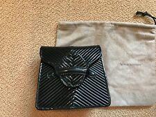 Bottega Veneta Patent Leather Clutch Rare
