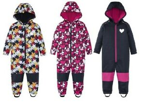 Softshell Kinderoverall Overall Softshellanzug Jungen Mädchen Matschanzug