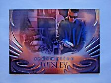 2003 ANGEL SEASON 4 *REDEMPTION* EMBOSSED FOIL CHASE CARD R1