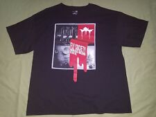 """OFFICIAL """"FLY SOCIETY WORLDWIDE T-SHIRT""""  SIZE 2XL"""