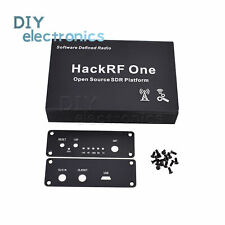 1pcs Black Aluminum Enclosure Cover case for HackRF One US