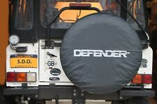 "Land Rover ""DEFENDER"" Spare Tire Cover 31/21"" size [265/75-16 or 235/85-16] USA"