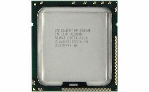 INTEL - X5650 - Intel Xeon X5650 SLBV3 6Core 12M 2.66 GHz Processor