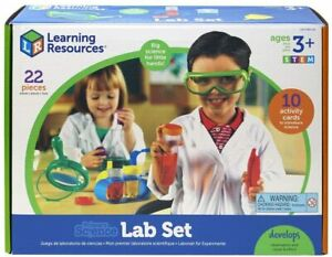 Learning Resources Primary Science Lab Set   Early Years STEM Toy