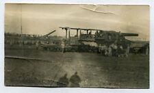 photo guerre 1914-1918 Canon . Canonnier