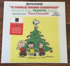 Vince Guaraldi - Charlie Brown Christmas LP [Vinyl New] Ltd Lenticular Cover