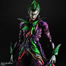 """SQUARE ENIX PLAY ARTS KAI DC COMICS THE JOKER VARIANT 10.5"""" FIGURE RARE & MIP"""