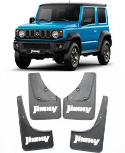 Genuine OEM Set Splash Guards Mud Flaps FOR 2018-2021 Suzuki Jimny JB64 JB74W