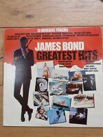 Various – James Bond Greatest Hits Liberty 14C 062-83029 Vinyl, LP, Compilation
