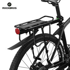 RockBros Bike Luggage Carrier Quick Release SeatPost Mount Rear Racks Max 75KG