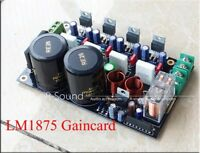 CG version LM1875 dual core Power Amplifier Board NOVER 10000UF 35V capacitor