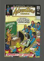Adventure Comics #392 [DC,1970] NM 9.2 Featuring Supergirl  15 cent cover