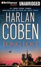 LONG LOST (Myron Bolitar) unabridged audio book CD by HARLAN COBEN - Brand New!