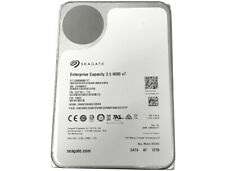"Seagate ST12000NM0117 12TB 7200RPM SATA 6Gb/s 256MB 3.5"" Enterprise Hard Drive"