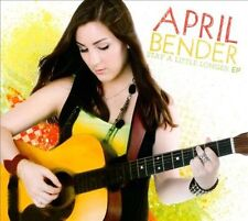 APRIL BENDER - STAY A LITTLE LONGER EP - New & Sealed