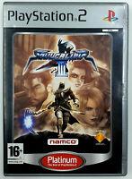 Soul Calibur III 3 - Playstation 2 / PS2 - Avec notice - PAL FR