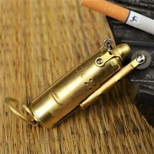 Trench Lighter Replica - Solid Brass - WWI - WWII - Vintage Style - High Quality