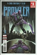 THE PROWLER #1 2016 RARE 2ND PRINT VARIANT! A CLONE CONSPIRACY TIE-IN! VF/NM